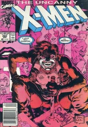 Uncanny X-Men (1963-2011)#260A