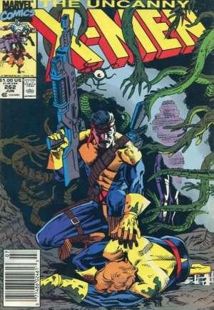 Uncanny X-Men (1963-2011)#262A