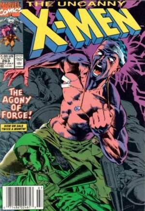 Uncanny X-Men (1963-2011)#263A