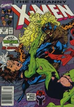 Uncanny X-Men (1963-2011)#269A