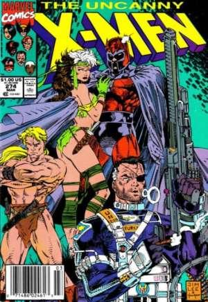 Uncanny X-Men (1963-2011)#274A