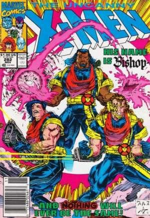 Uncanny X-Men (1963-2011)#282A