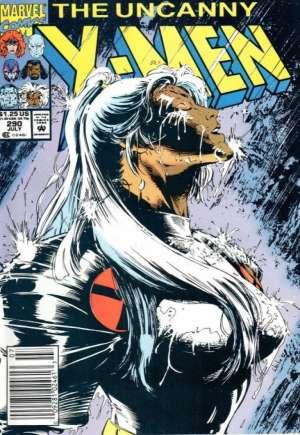Uncanny X-Men (1963-2011)#290A