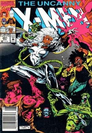 Uncanny X-Men (1963-2011)#291A