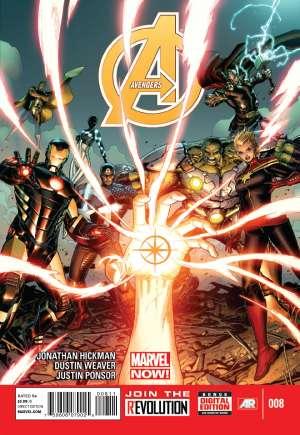 Avengers (2012-2015)#8A