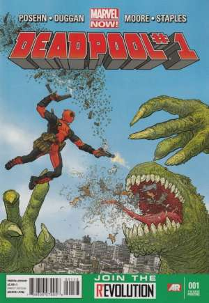 Deadpool (2012-2015)#1I