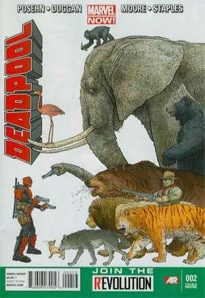 Deadpool (2012-2015)#2D