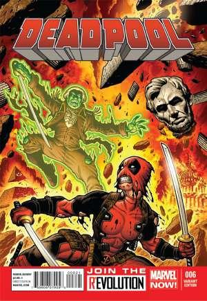 Deadpool (2012-2015)#6B