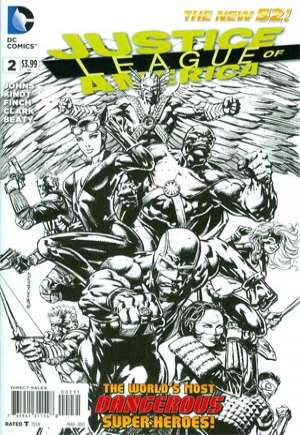 Justice League of America (2013-2014)#2C