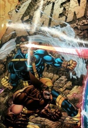 X-Men (1991-2001, 2004-2008)#1S