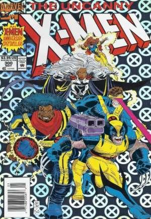 Uncanny X-Men (1963-2011)#300A