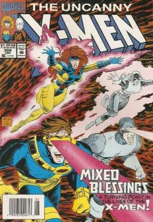 Uncanny X-Men (1963-2011)#308A