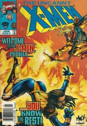 Uncanny X-Men (1963-2011)#351A