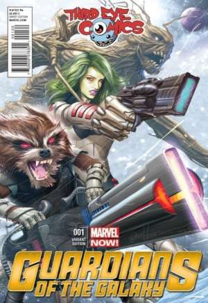 Guardians of the Galaxy (2013-2015)#1N