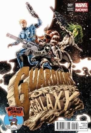 Guardians of the Galaxy (2013-2015) #1O