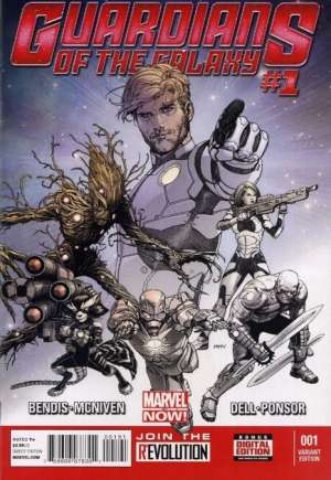 Guardians of the Galaxy (2013-2015) #1I