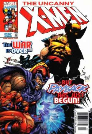 Uncanny X-Men (1963-2011)#368A