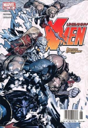 Uncanny X-Men (1963-2011)#421A