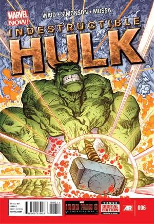 Indestructible Hulk (2013-2014)#6A