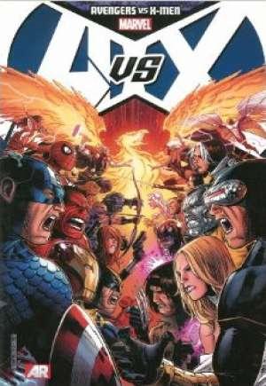 Avengers vs. X-Men (2012)#TP
