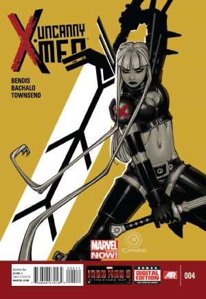 Uncanny X-Men (2013-2016)#4A