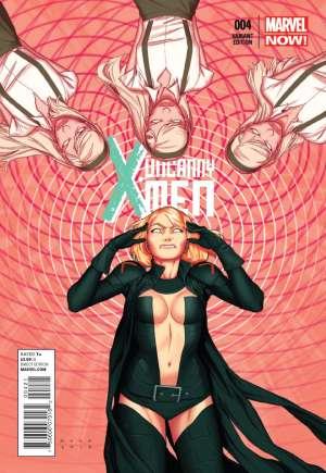 Uncanny X-Men (2013-2016)#4B