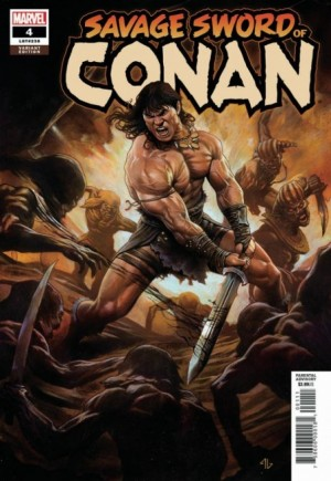 Savage Sword Of Conan (2019-2020)#4B