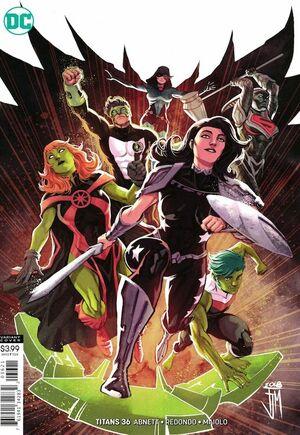 Titans (2016-Present)#36B