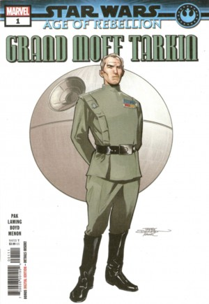 Star Wars: Age of Rebellion - Grand Moff Tarkin#1A