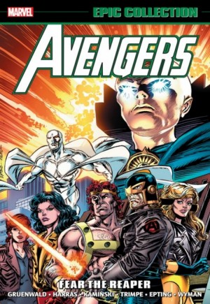 Avengers Epic Collection (2013-Present) #TP Vol 23