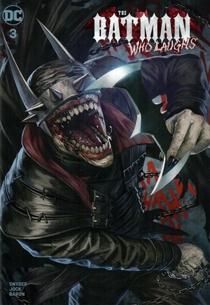Batman: Who Laughs (2019) #3E