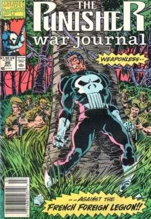 Punisher: War Journal (1988-1995)#20A