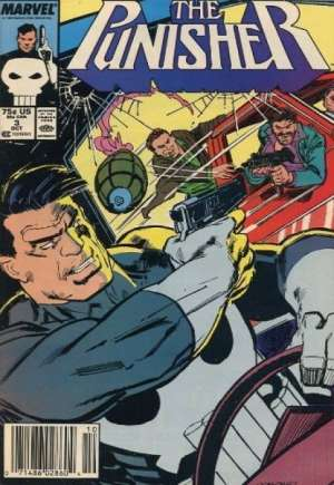 Punisher (1987-1995) #3A