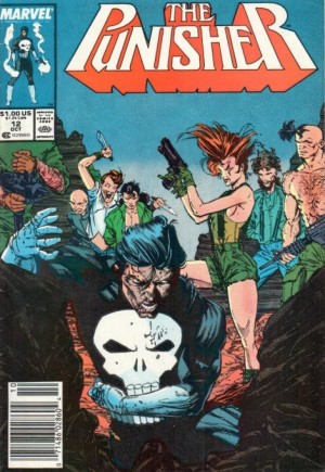 Punisher (1987-1995)#12A