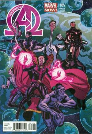 New Avengers (2013-2015)#5B