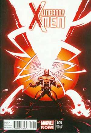 Uncanny X-Men (2013-2016)#5B
