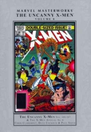Marvel Masterworks: The Uncanny X-Men (2003-Present)#HC Vol 8A