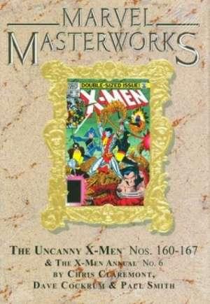 Marvel Masterworks: The Uncanny X-Men (2003-Present)#HC Vol 8B