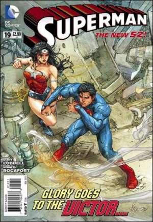 Superman (2011-2016) #19A
