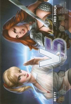 Red Sonja and Vampirella Meet Betty and Veronica#1ZE