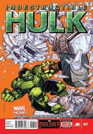 Indestructible Hulk (2013-Present)#7
