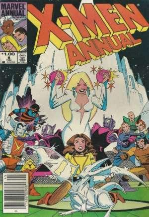 Uncanny X-Men (1963-2011)#Annual 8A