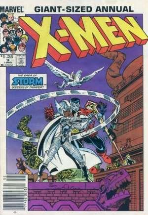 Uncanny X-Men (1963-2011)#Annual 9A
