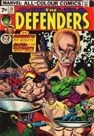 Defenders (1972-1986)#16B