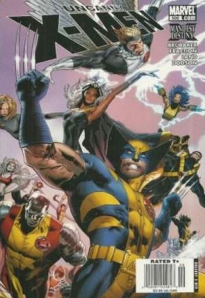 Uncanny X-Men (1963-2011)#500A