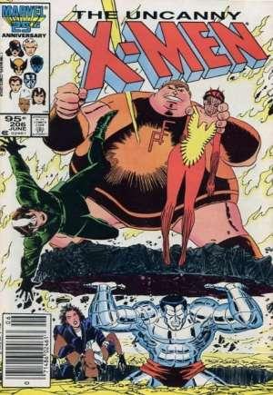 Uncanny X-Men (1963-2011)#206C