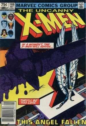 Uncanny X-Men (1963-2011)#169C