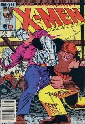 Uncanny X-Men (1963-2011)#183C