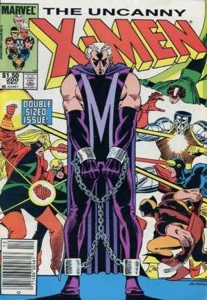 Uncanny X-Men (1963-2011)#200C