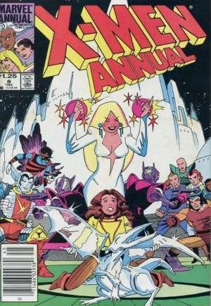 Uncanny X-Men (1963-2011)#Annual 8C